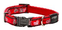 "Rogz Red Rogz Bone Small (Jelly Bean) Adjustable Collar 8""-12"" x"
