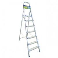 7 Tread Aluminium  Step Ladder