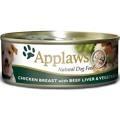 Applaws Dog Cans - Chicken Beef Liver & Veg 156g x 12