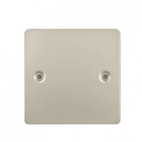 Flat Plate PN 1G BLANK PLATE LV0701.0617