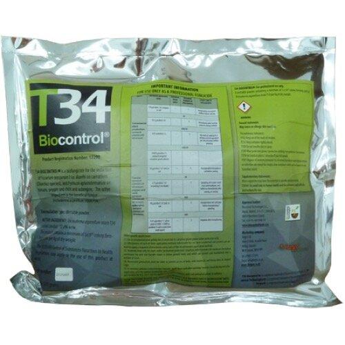 T34 Biocontrol Fungicide 250g