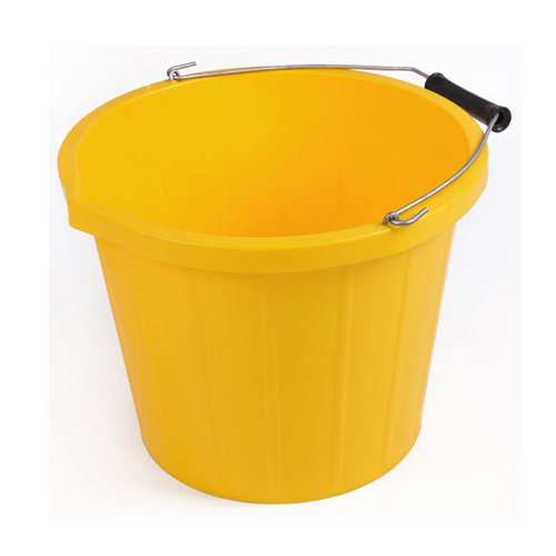 Yellow Bucket 3 Gallon