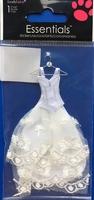 Wedding Dress Essential Craft Sticker.
