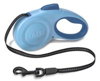 HALTI Walking Retractable Lead - Large Blue x 1