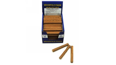 "Woodfold Farm 5"" Chicken & Rice Stick x 80"