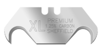 Premium Silver Hooked Blades