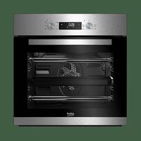 Beko BIE22300XD Stainless Steel Multi Function Single Oven 71L