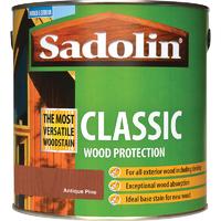 SADOLIN CLASSIC ANTIQUE PINE 2.5LTR