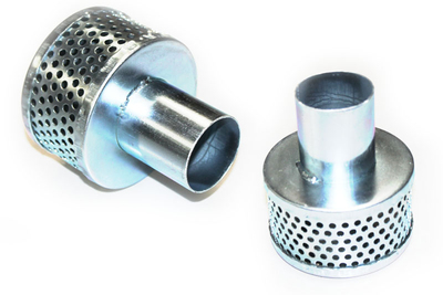 Can Strainer Metal