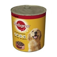 Pedigree Cans Adult in Loaf - Original 800g x 12