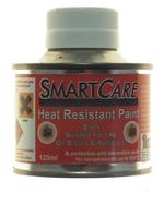 SMARTCARE 125ML HEAT RESISANT PAINT MATT BLACK