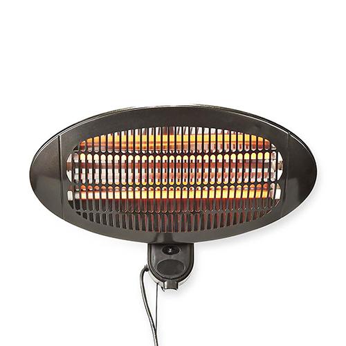Nedis Patio Heater 2000 W - Wall mountable | IP24 1