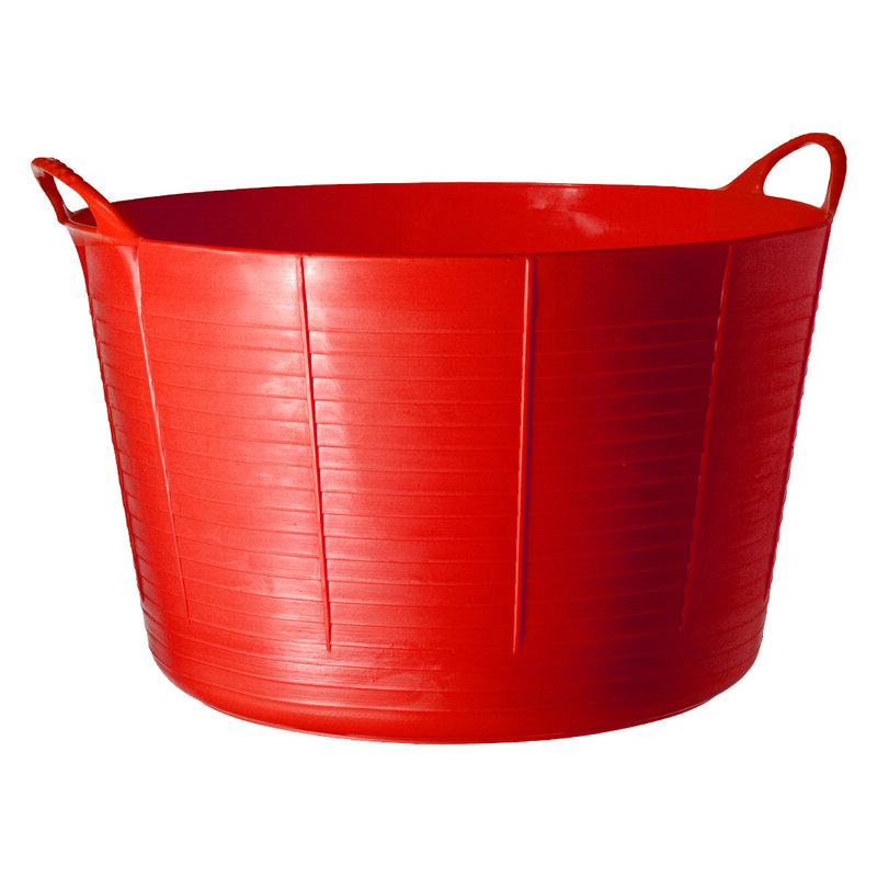 Red Gorilla Tub Red Extra Large 75L