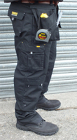 Cargo Ultra Canvas Utility Trousers