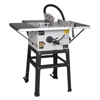 "SIP 10"" TABLE SAW 2HP MOTOR, EXTENDABLE TABLE (01930) (Ploughing Special Discount Price)"