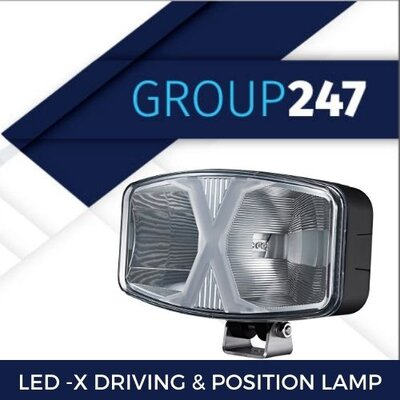 LED DRIVING & POSITION LAMP