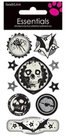Halloween Icons Large Essential Craft Sticker. (Priced in singles, order in multiples of 6)