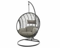 Sorrento Wicker Hanging Egg Chair
