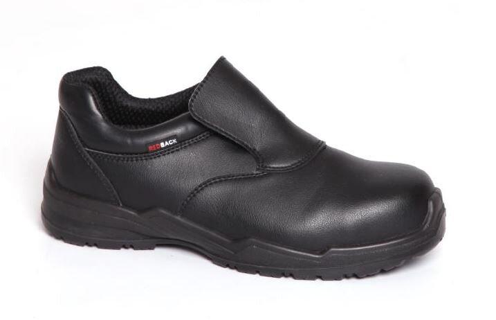 REDBACK Nero Slip-on Shoe S2 SRC