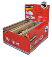 PSLNR PACKX6 THE NIPPER RAT TRAPS