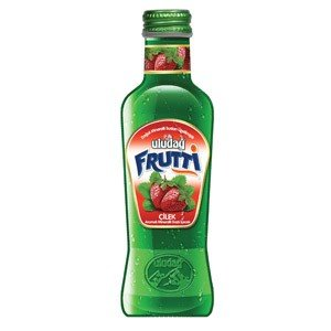 Uludag Fizzy Strawberry  24x200ml