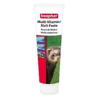 Beaphar Ferret Vitamin / Malt Paste 100g x 1