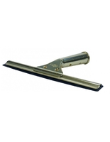 "18"" Brass Squeegee Channel & Rubber without handle (WT765)"