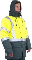 Glacier Day/Night Waterproof Freezer Jacket