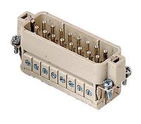 16 pin male insert