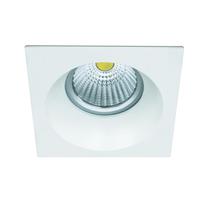 White Semi Trimless Square Downlight | LV1202.0222