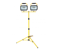 Briticent 110v 2 x 24W led Tripod Floodlight