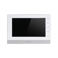 "Dahua 7"" TFT Capacitive Touchscreen Colour Indoor Monitor 800×480"