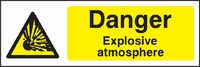 Warning and Chemical Danger Sign WARN0003-1711