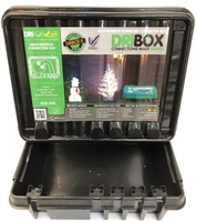 330MM IP55 Large Black Dribox