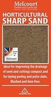 Melcourt Horticultural Sharp Sand 20kg