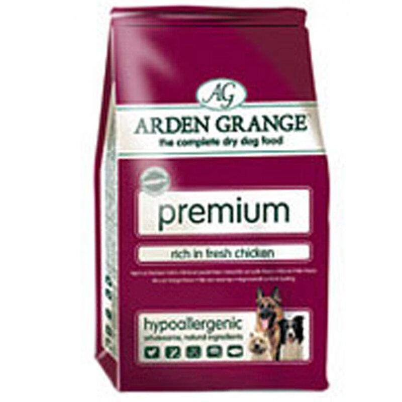 Arden Grange Chicken & Rice Premium Adult Dog Food 12kg