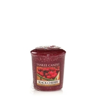 Yankee Votive Black Cherry