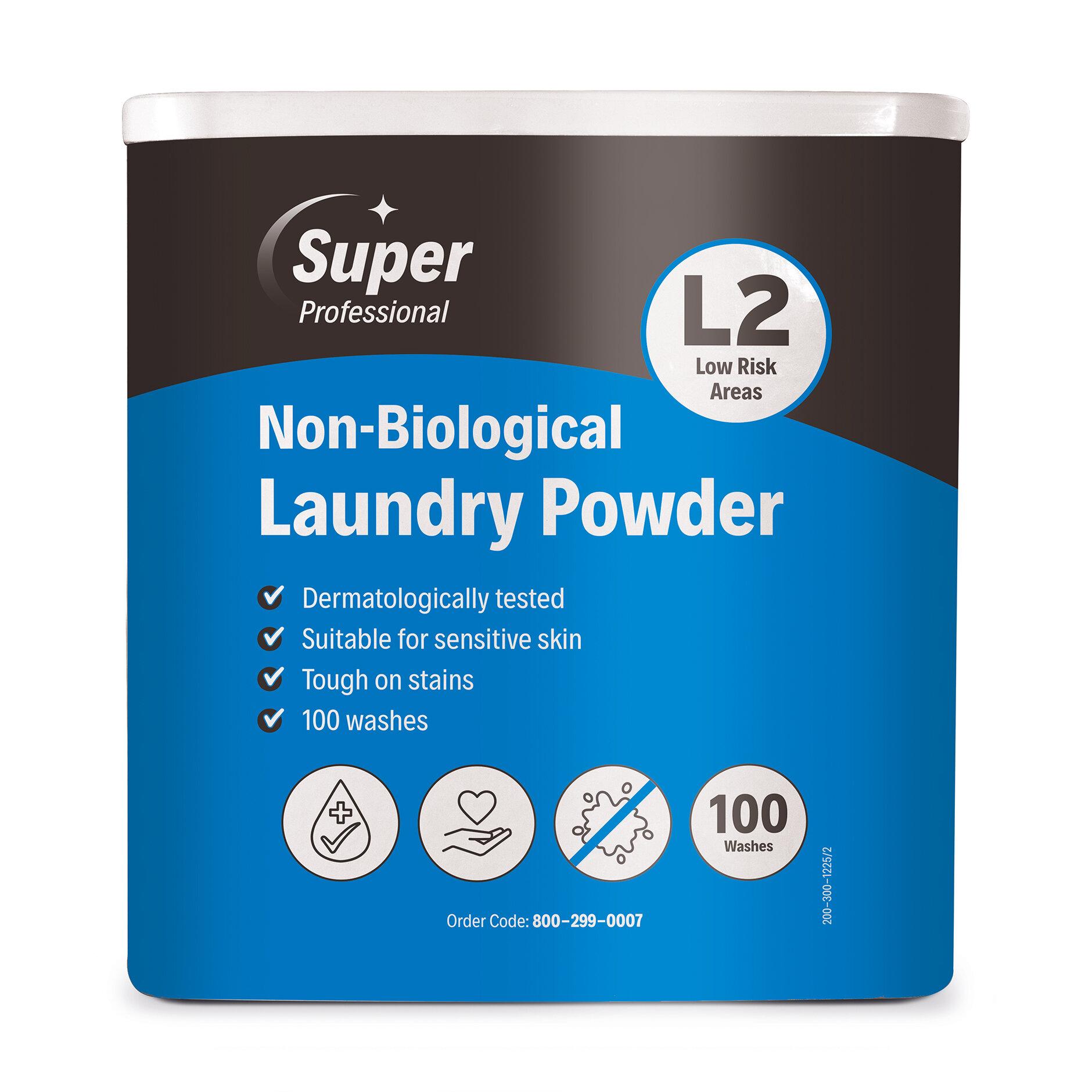 6.8kg Washing Powder Non Biological