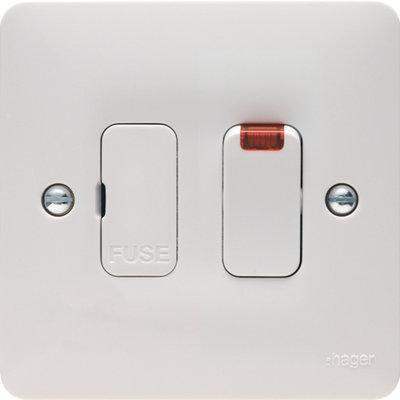 13A FCU Switched+LED Indicator | LV0301.0585