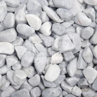 BLUE ICE PEBBLES 20-40MM