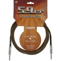 Klotz VIN '59 pro Vintage guitar cable