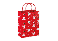 BAG DISNEY RED 350x130x430