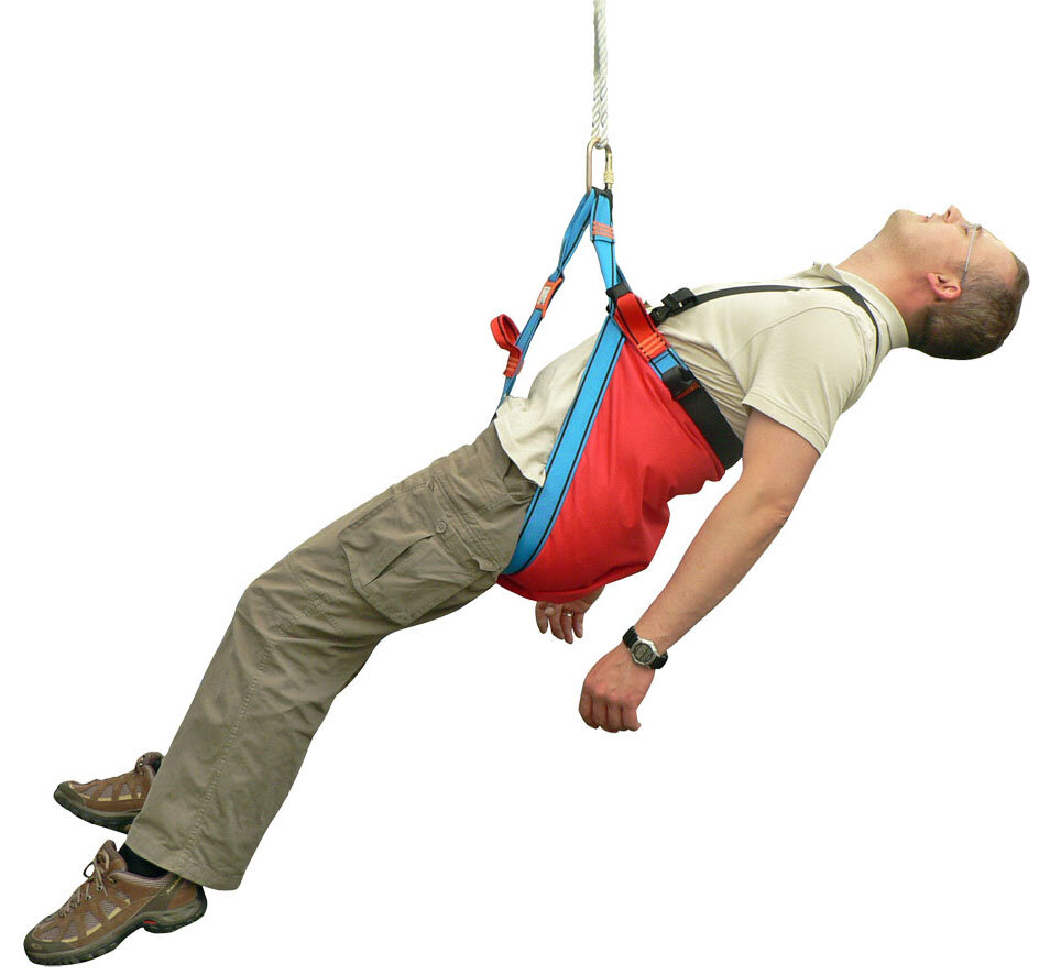 Tractel Evacuation Harness for Adults and Children | HT9