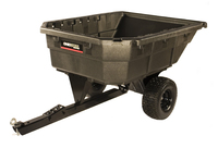 OHIO STEEL INDUSTRIES 4048P-SD POLY SWIVEL DUMP CART