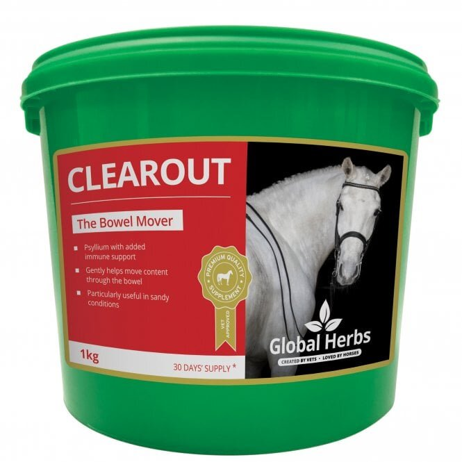 Global Herbs ClearOut 1kg