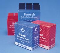 BAUSCH Bausch Articulating Paper Blue Roll