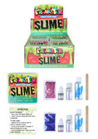 Slime DIY Displays of 12