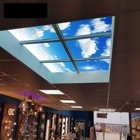 60x60 LED Sky Ceiling Panel 3D (4 units)