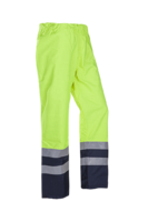 Sioen Tielson Flame retardant, anti-static hi-vis rain trousers
