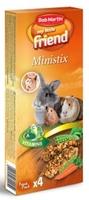 My Little Friend Small Animal Mini Stix 60g x 8